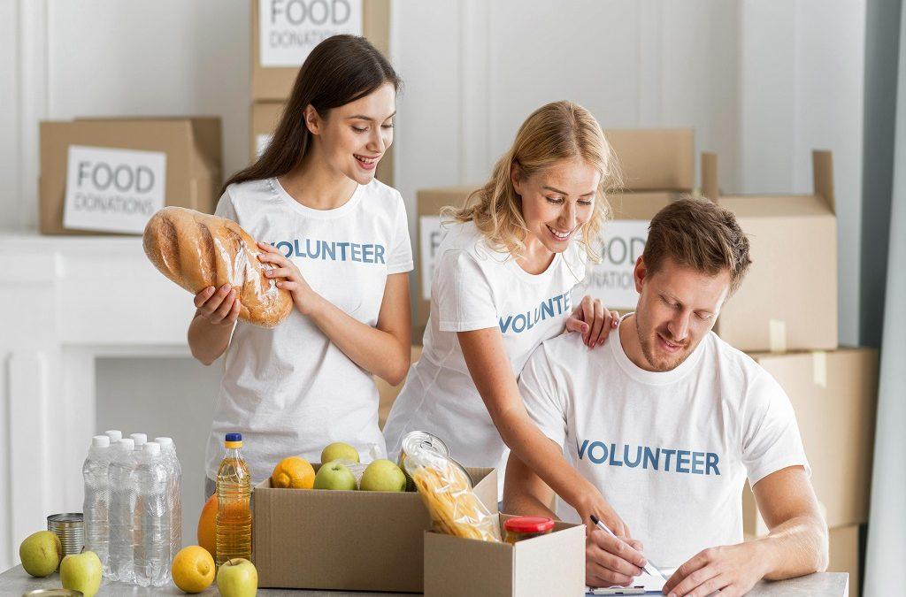 Inilah Keuntungan Menjadi Volunteer Bagi Mahasiswa